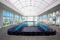 The beautiful Spa pool
