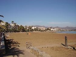 Mazarron Beach