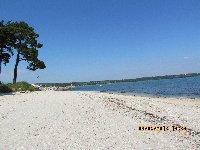 Cap Coz beach........20 mins drive...