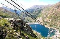 cable car at Vall de Fosca