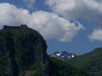 Montsegur Catharcastle