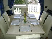 Internal Dining Area