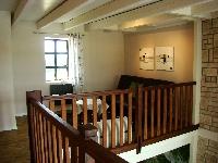 Mezzanine with sofa bed
