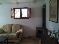Cosy with log burner for the winter