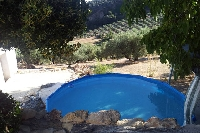 Large splash pool