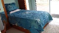 Single bed sleeps one