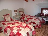 Twin room - mezzanine
