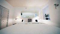 Bedroom Nr 1 with 2 King or 4 Twin Beds