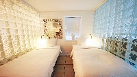 Bedroom Nr 3 with 1 king or 2 twin beds