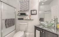 Bathroom with Bathtub & Shower