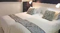 Bedroom Nr 1 with 1 king or 2 Twin beds