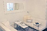 Living room in Modern Design.