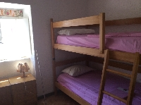 Bedroom Three Right bunk beds