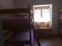 Bedroom Three Left bunk beds