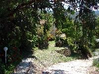 Path to the villa