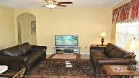 Family Room with 50 inch LCD
