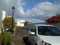 Parking Adjacent to Front Door