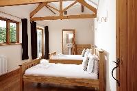 The Linhay twin bedroom