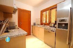 Typical Kitchen in Alcor model Villa