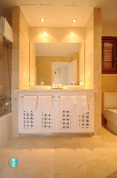 Typical Bathroom in Alcor Model