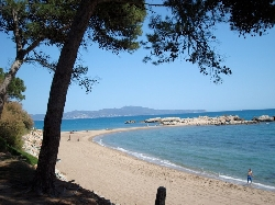 Empuries Beach, L�Escala