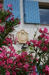 Sun dial in the garden