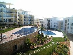 Veiw of Pools and garden