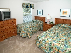 One of our 4 Twin-Bedded Rooms