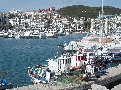 Puerto de la Duquesa