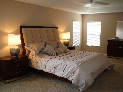 Super King-Size bed in the master suite
