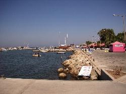 Turgutreis Harbour