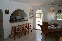 Lower Apartment Kitchen