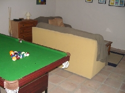Games Room and Den