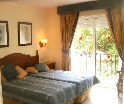 Second bedroom with spacious en-sutie