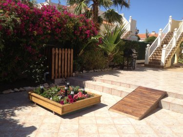 Villa To Rent In Campo De Golf Caleta De Fuste