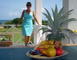 Garden apt - seaview patio