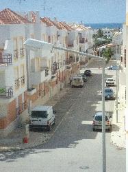 street view towards the sea