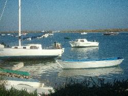 lagoon at Cabanas