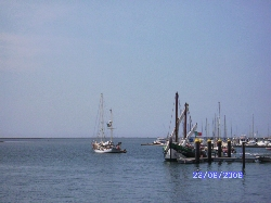 Olhao waterfront