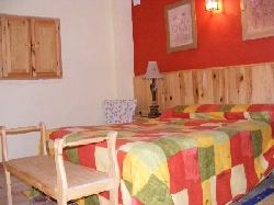 Villa double bedroom