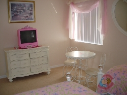 Additional View of Princess Bedroom
