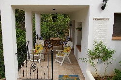 El Granero terrace - apartment sleeps 4