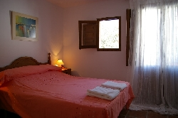 La Cocina bedroom -  house sleeps 2