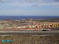 view of caleta de fuste