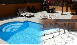 PRIVATE POOL, WITH & WITHOUT CHILDGUARD