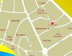 Map Villas