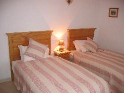 Casa Rosa Twin Bedroom