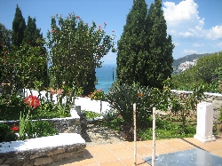 view from the swimmingpool
