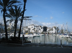 The Marina at Duquessa