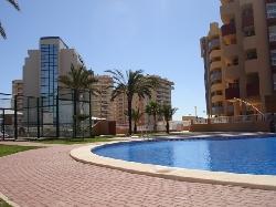 Two Beautiful Swimming Pools At Resort